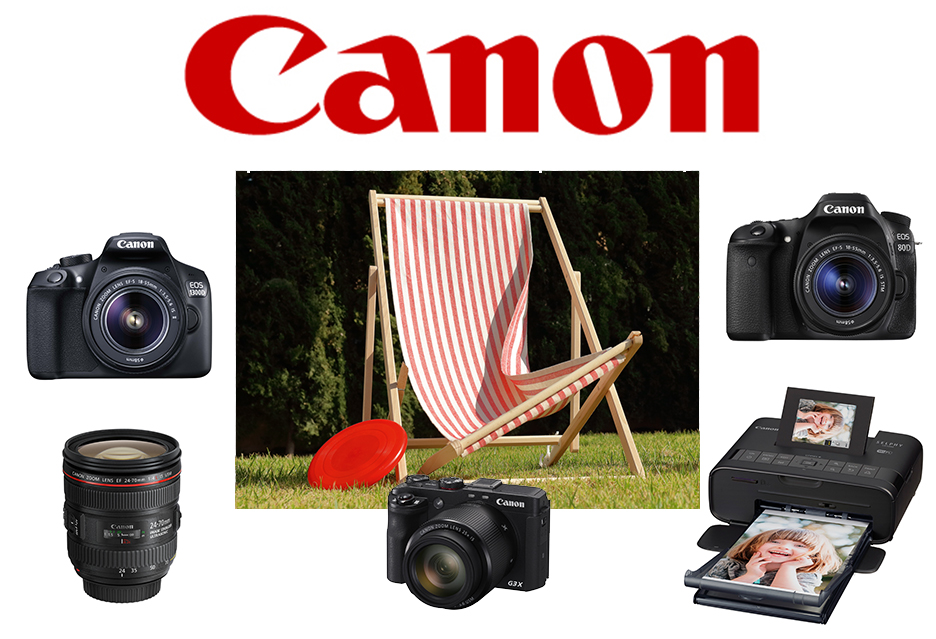 Canon znów zwraca gotówkę za zakup sprzętu - 30 produktów na liście