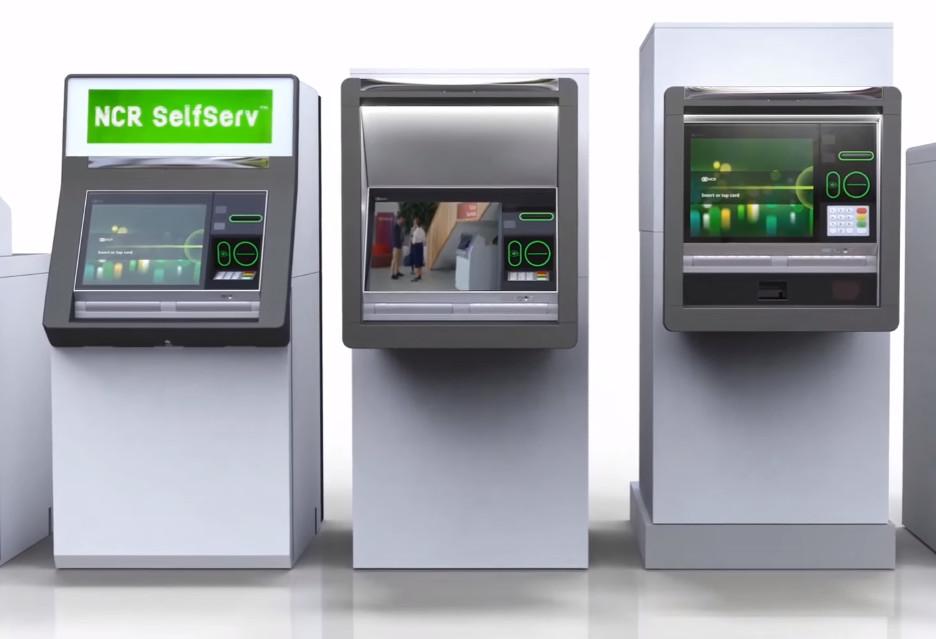 Nowoczesny bankomat - tak widzi go NCR