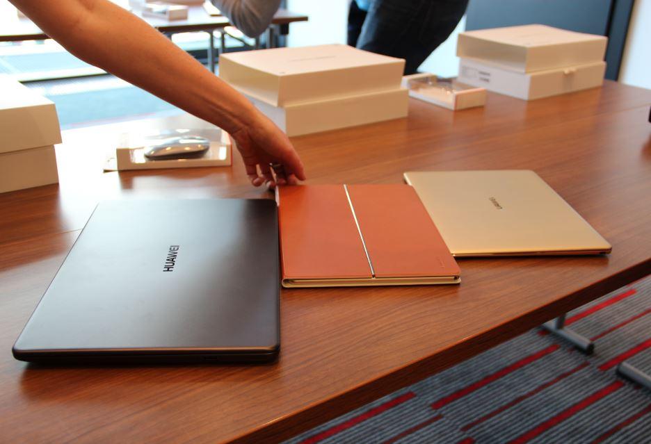 Huawei MateBook D, E i X  - rodzina przenośnych komputerów się poszerza