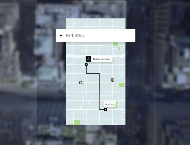Uber droższy w bogatych dzielnicach (ale nie w Polsce)