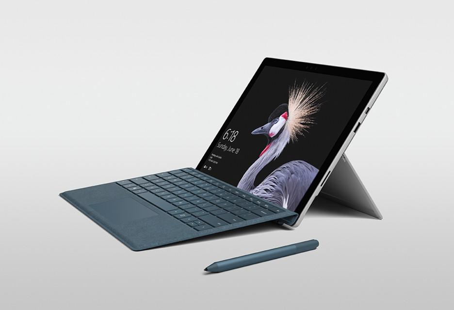 Nowy Surface Pro - Microsoft robi to dobrze [AKT. - specyfikacja i ceny]