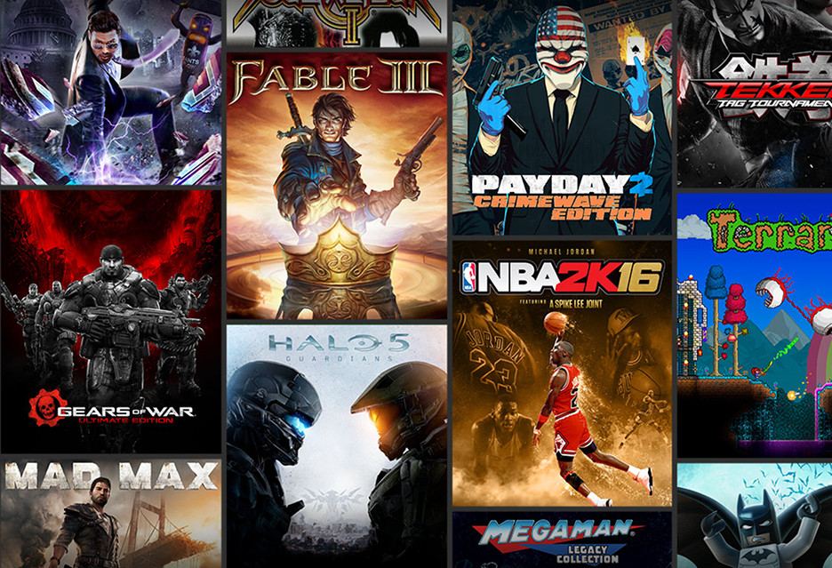 Xbox Game Pass Oto Pełna Lista Gier