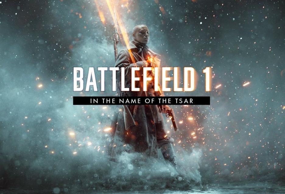 Nowy dodatek do Battlefield 1 to grywalne postacie kobiece