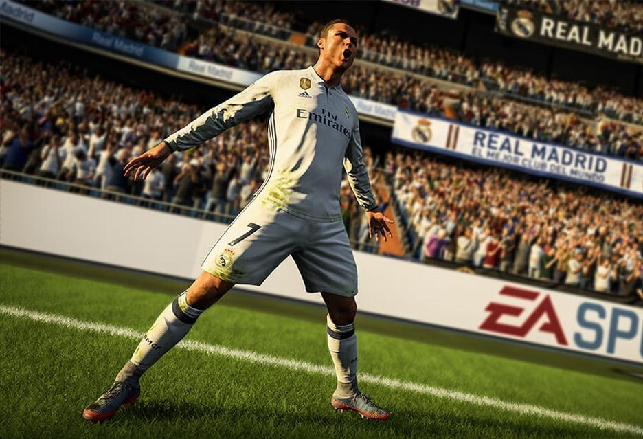 Cristiano Ronaldo twarzą FIFA 18 - ujawniono datę premiery