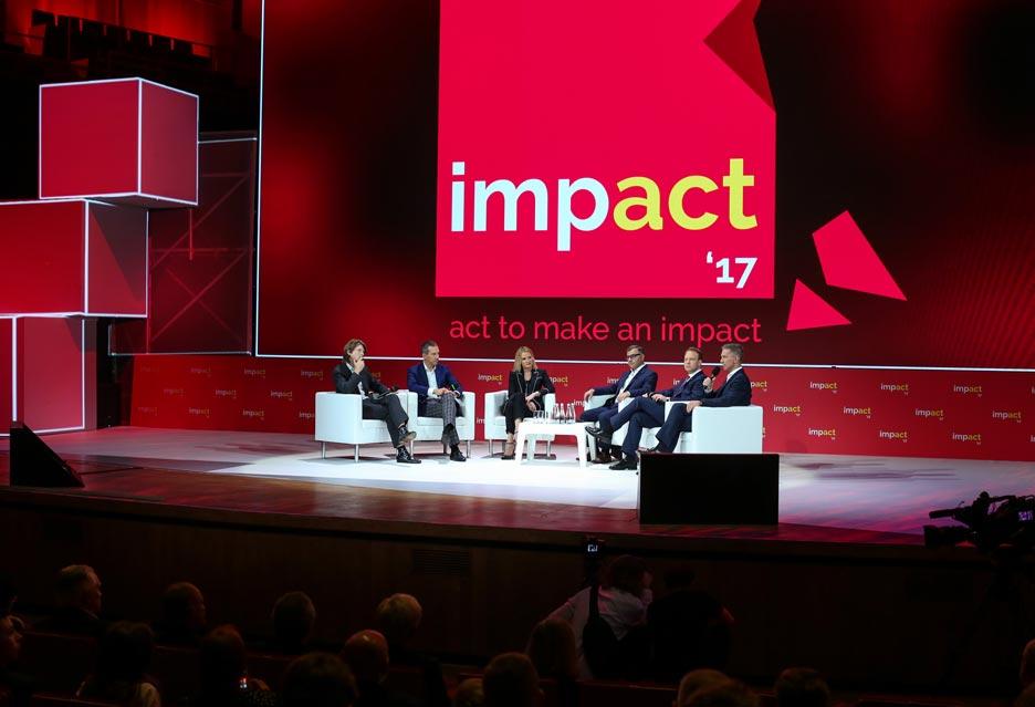 Konferencja impact'17 - o cyfrowej przyszłości Polski i regionu w Krakowie