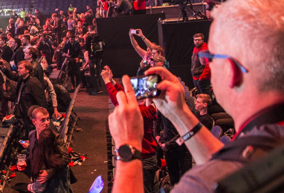 Czołgi na fali czyli e-sportowa przyszłość Wargamingu | zdjęcie 3