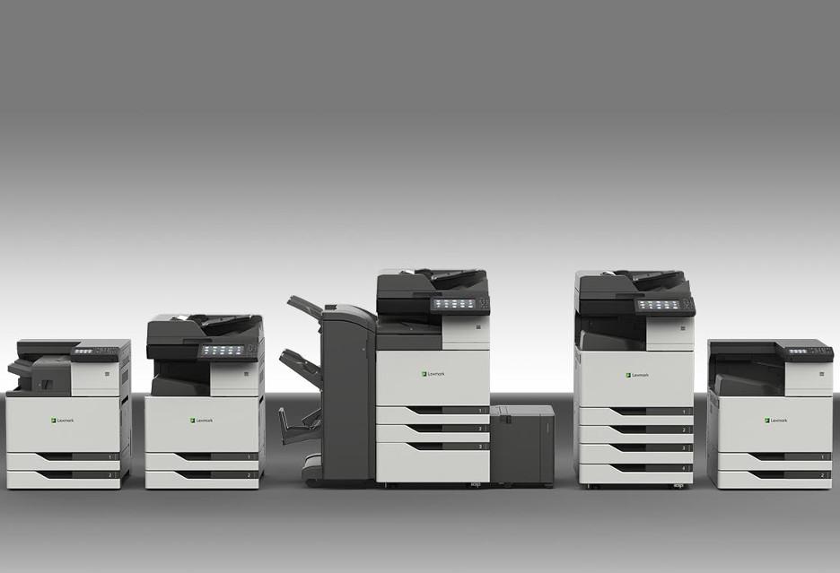Laserowe drukarki Lexmark CS920 i CX920 do wymagającej firmy