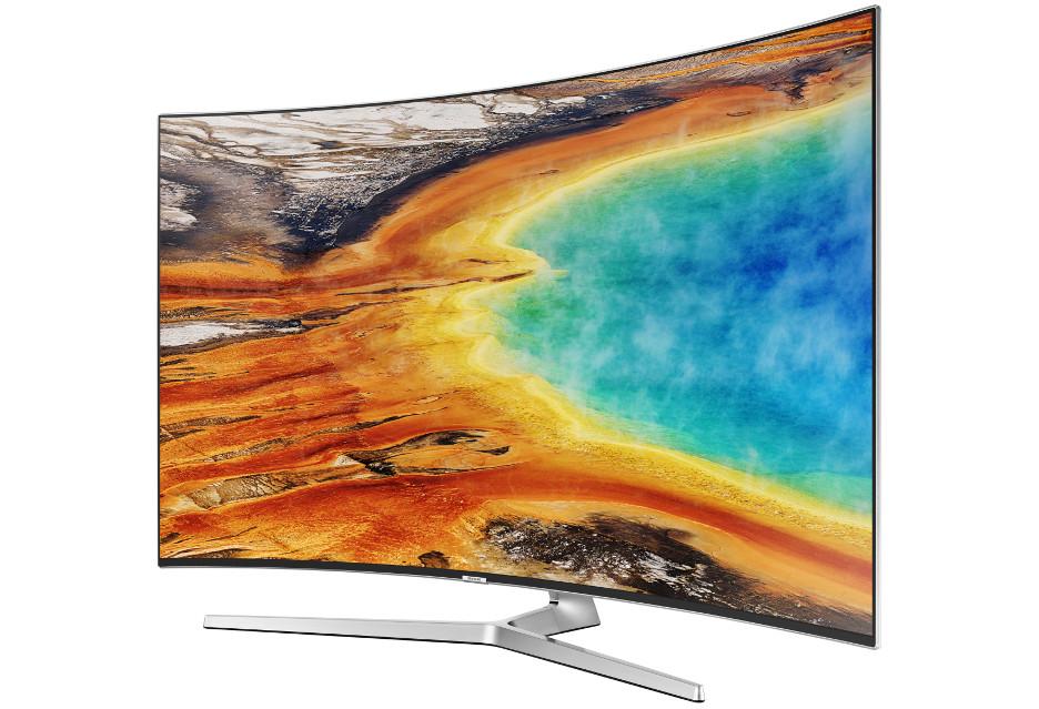 Zakrzywione ekrany 4K HDR, czyli telewizory Samsung MU9002