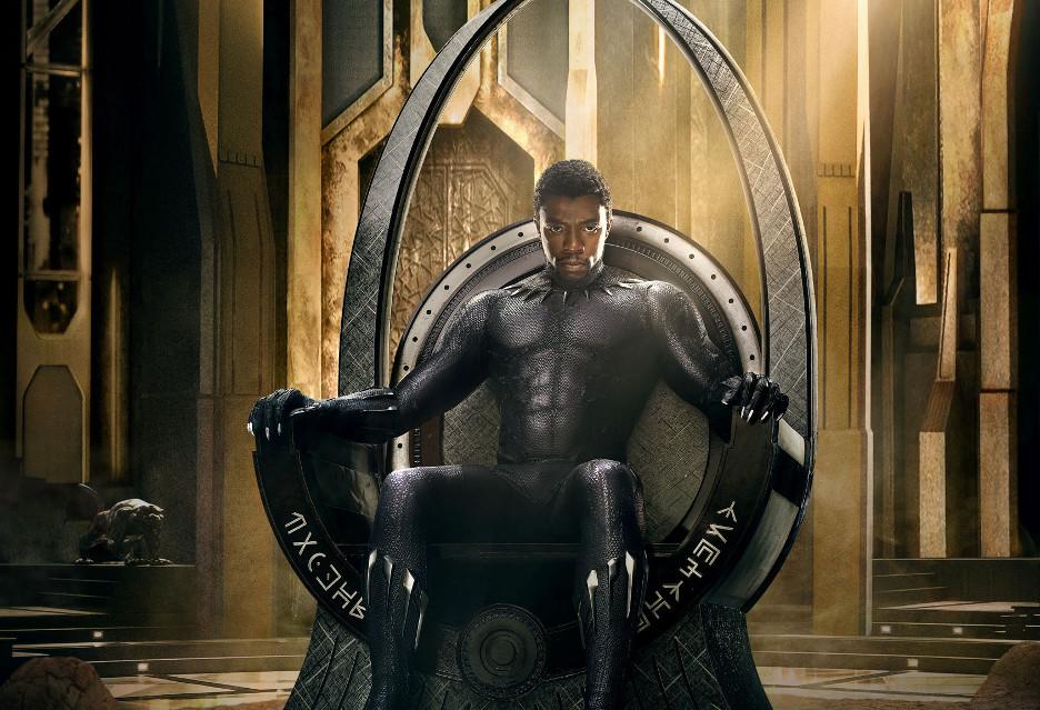 Black Panther - film Marvela na [kolejnym] zwiastunie