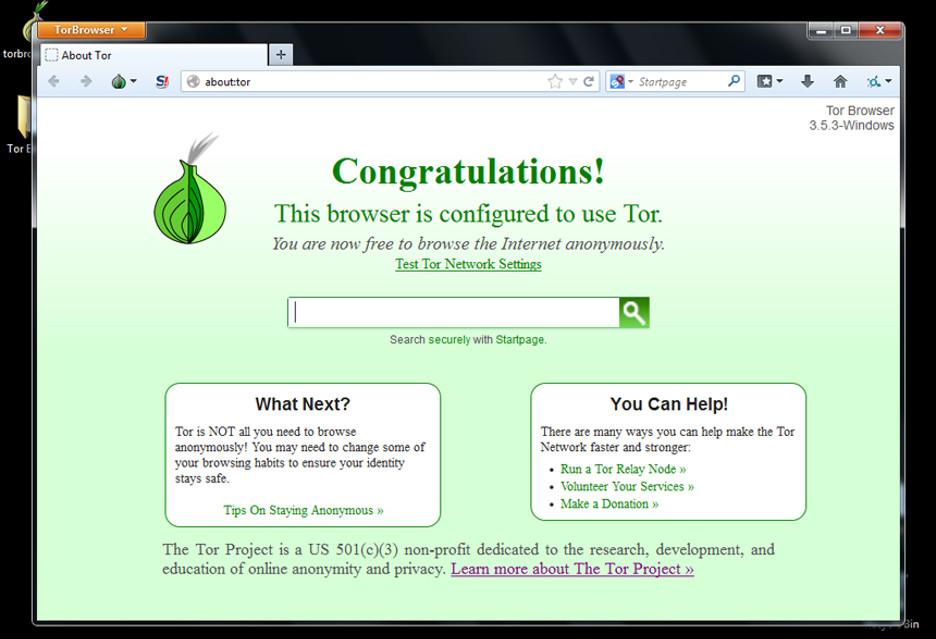 Przeglądarka Tor Browser - prywatność na pierwszym miejscu