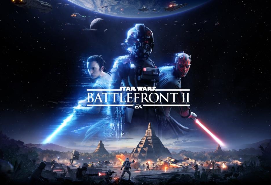 E3 2017: rzut oka na rozgrywkę w Star Wars Battlefront II