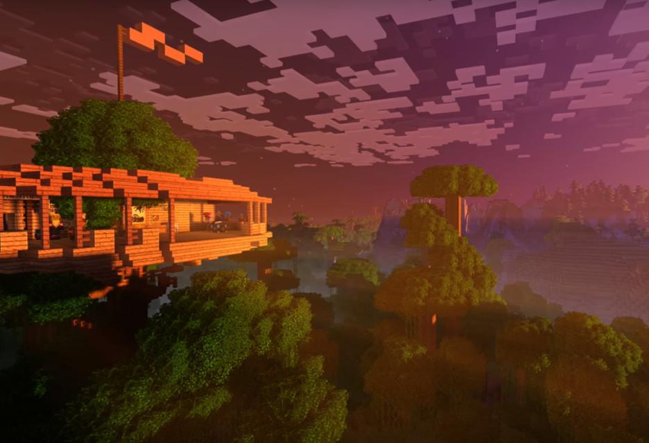 E3 2017: Minecraft w 4K i z ujednoliconymi serwerami