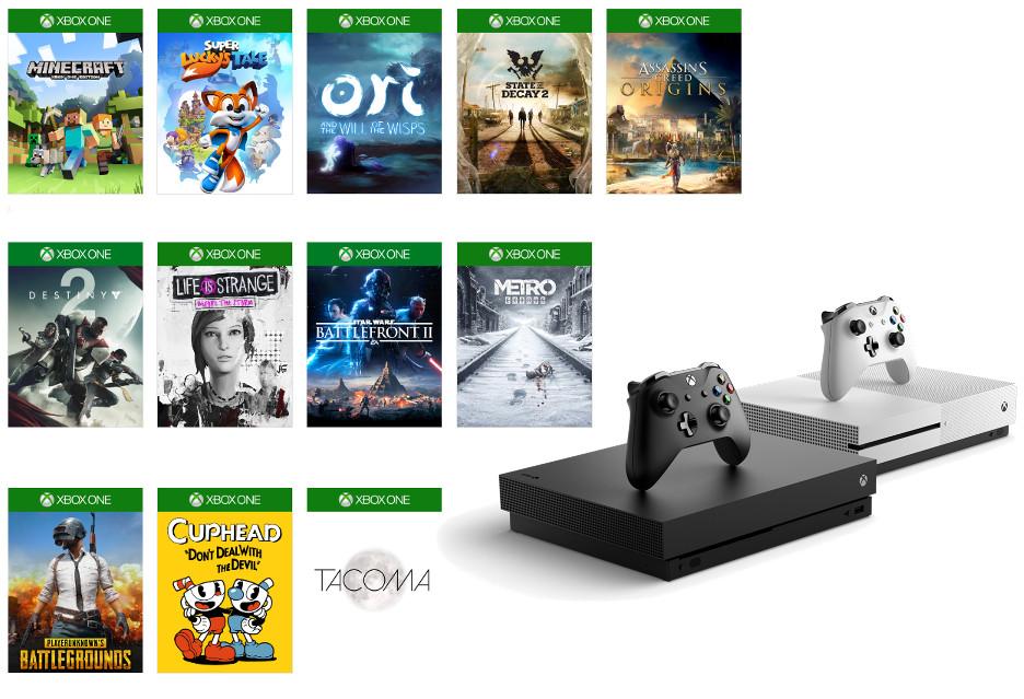 E3 2017: Wszystko, co pokazał Microsoft (a pokazał tego sporo)