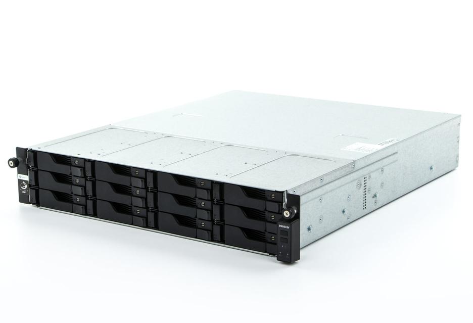 ASUSTOR AS6212RD – serwer NAS w rack-u | zdjęcie 1