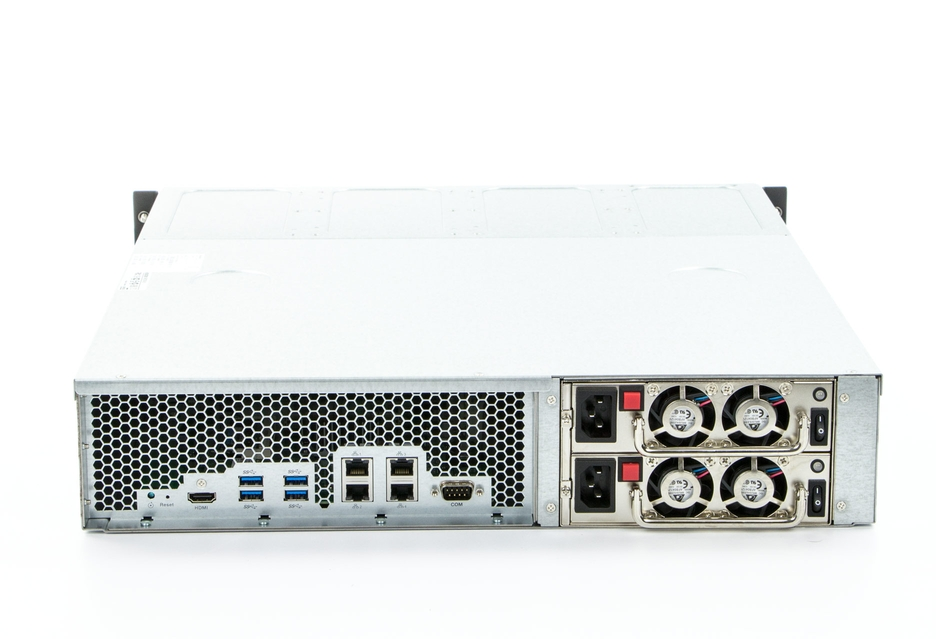 ASUSTOR AS6212RD – serwer NAS w rack-u | zdjęcie 4