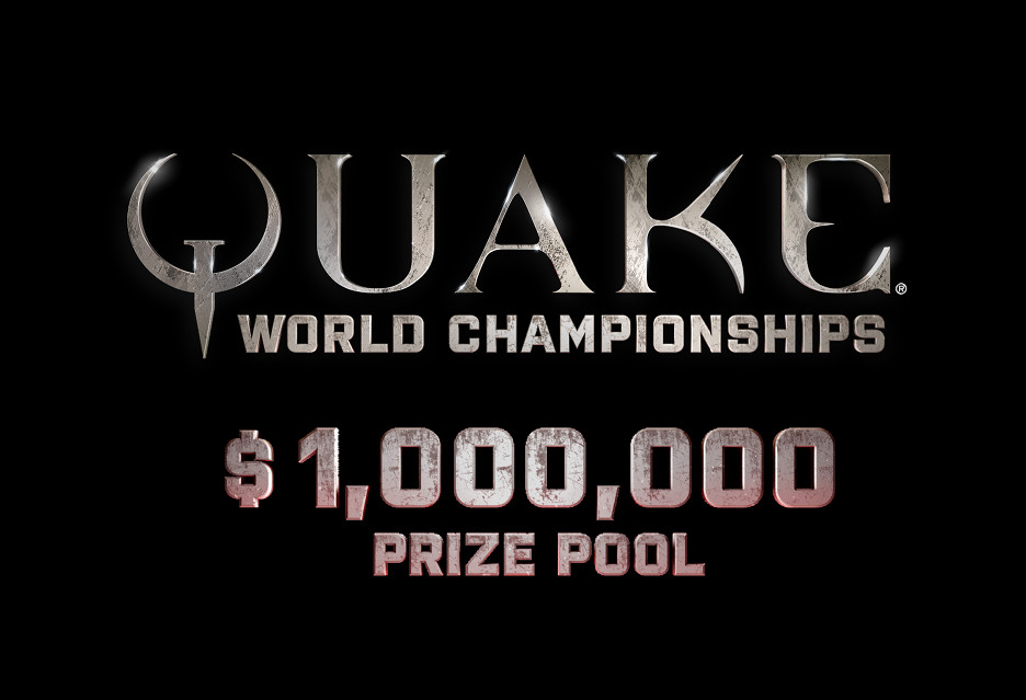 Turniej Quake World Championships z milionem dolarów w puli nagród