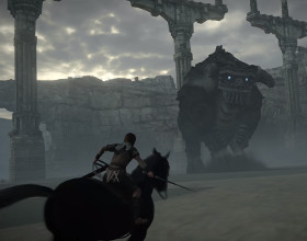 E3 2017: śliczne Shadow of the Colossus na PS4