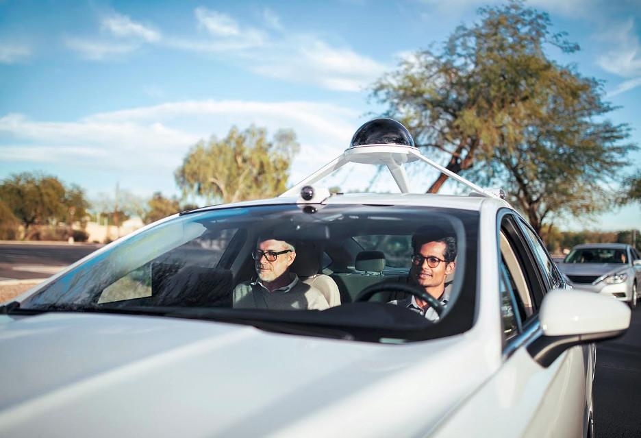"""Nowa """"ekonomia pasażerska"""" z autonomicznymi pojazdami w sercu"""