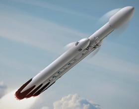 """SpaceX Falcon Heavy - """"najpotężniejsza rakieta na świecie"""" gotowa na test [AKT.]"""