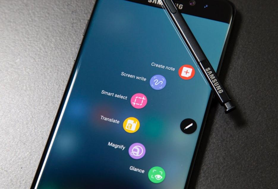 Te grafiki pokazują, czego oczekiwać od Galaxy Note 8