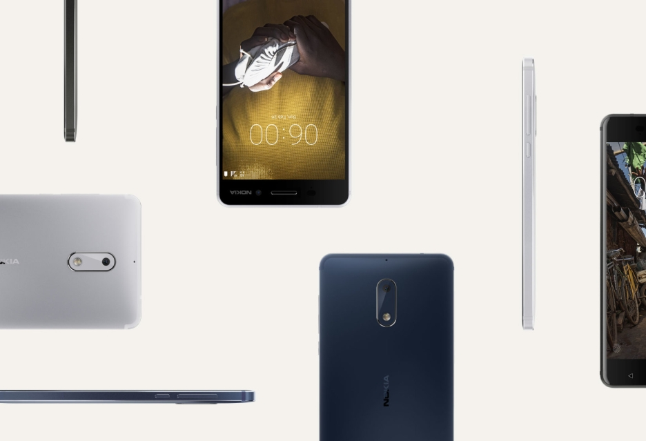Nokia 3, Nokia 5 oraz Nokia 6 lada dzień w Polsce - znamy ceny