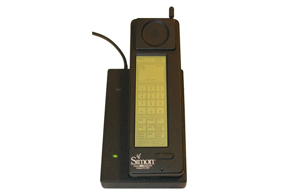 21 pierwszych smartfonów | zdjęcie 2