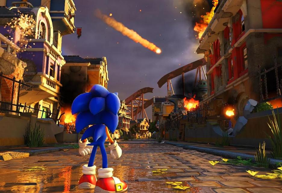 E3 2017: Tak wygląda Sonic Forces - niebieski jeżyk w formie