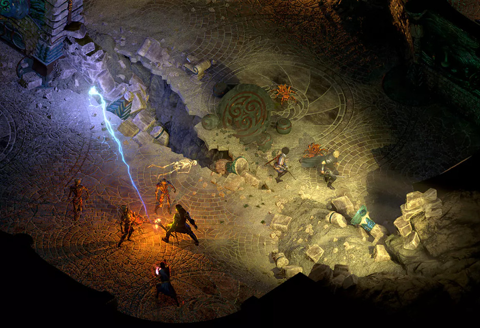 E3 2017: 10 minut z Pillars of Eternity II: Deadfire