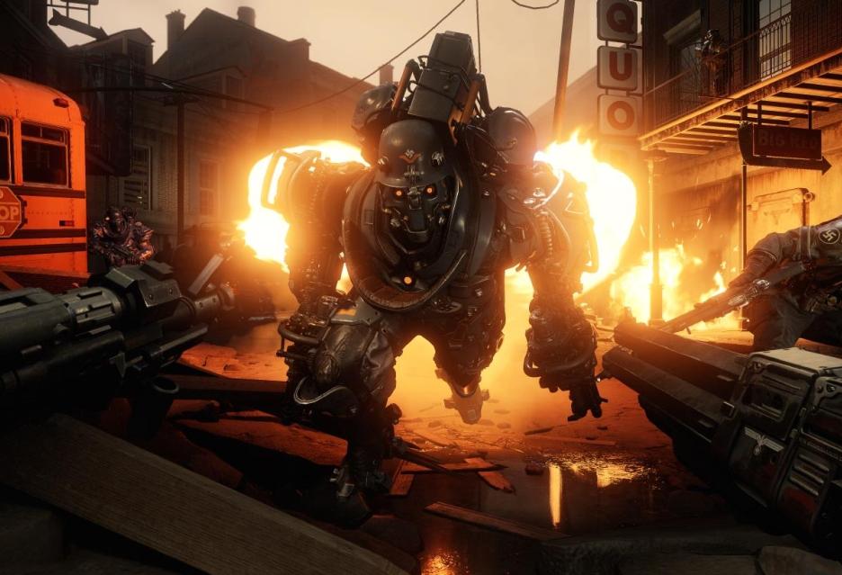 Kilka słów od twórców Wolfenstein II: The New Colossus