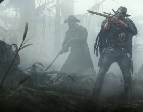 Nowa gra twórców Crysisa to Hunt: Showdown - surwiwal w tandemie