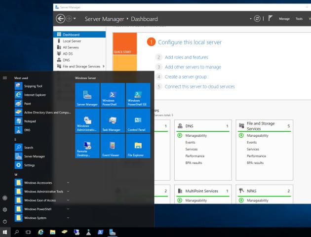 Windows Server z nową wersją co 6 miesięcy