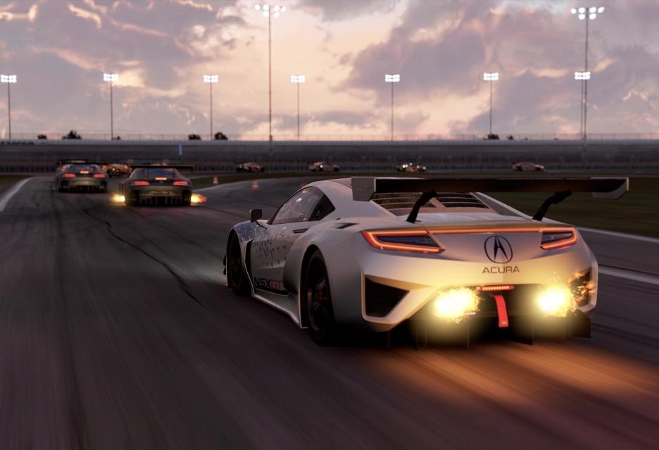 E3 2017: przejażdżka z Project CARS 2