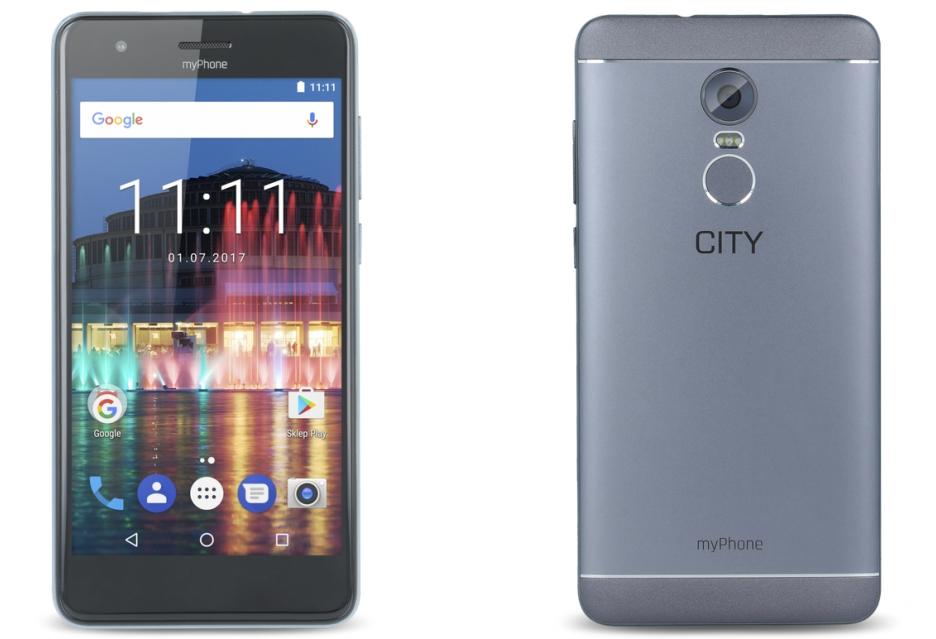 myPhone City pojawia się w sprzedaży - co dostajemy za 559 złotych?