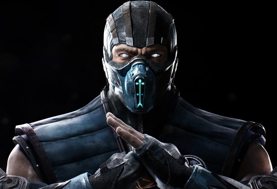 Sub-Zero w świecie Injustice 2