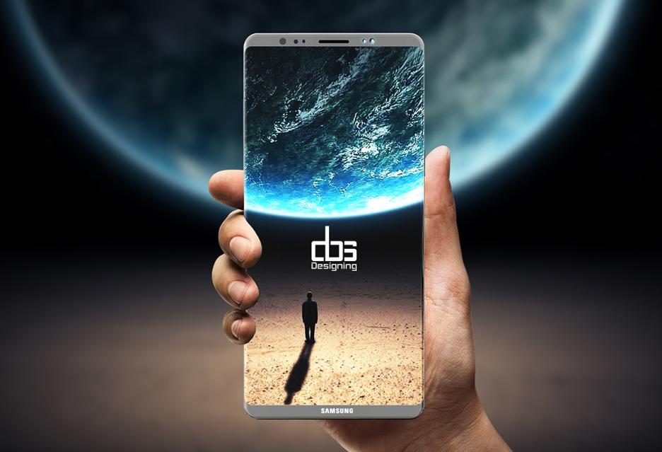 Samsung zaprezentuje Galaxy Note 8 już w połowie sierpnia?