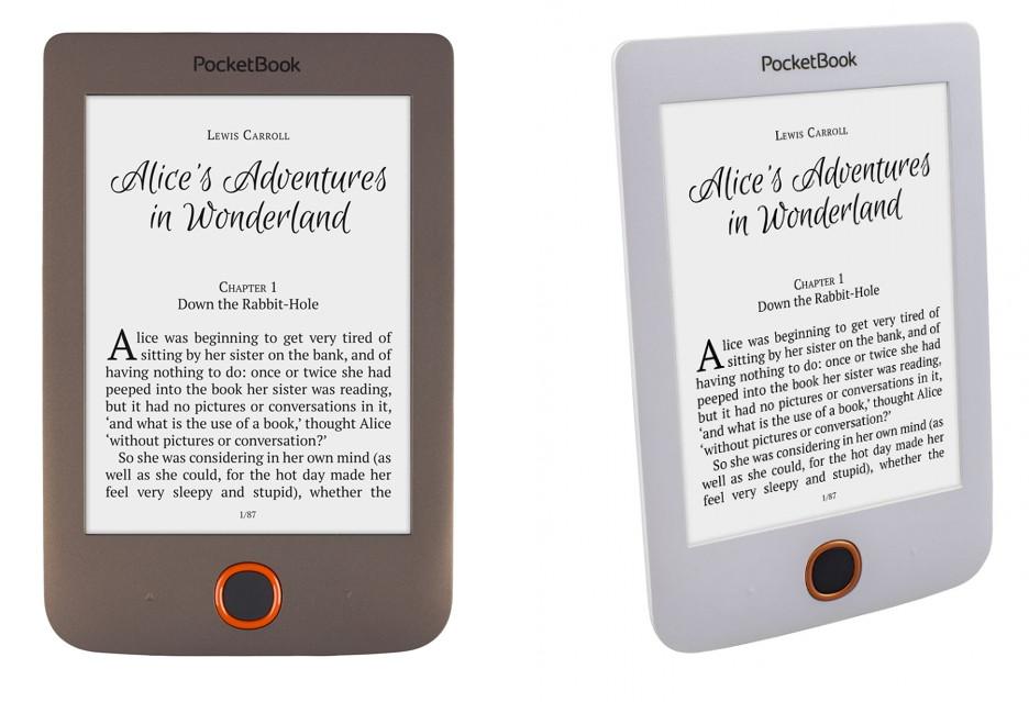 Niedrogie czytniki e-booków bez ekranu dotykowego od PocketBook