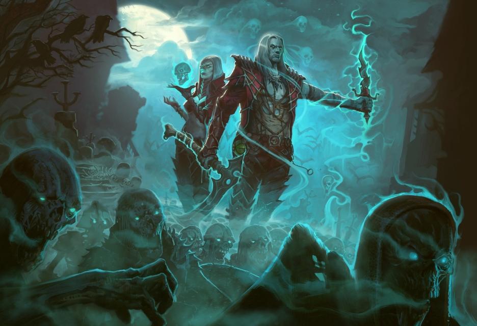 Nekromanta w Diablo 3 jeszcze w czerwcu [AKT.]