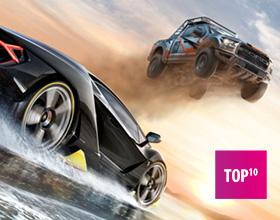Najlepsze gry wyścigowe ostatnich lat - TOP 10