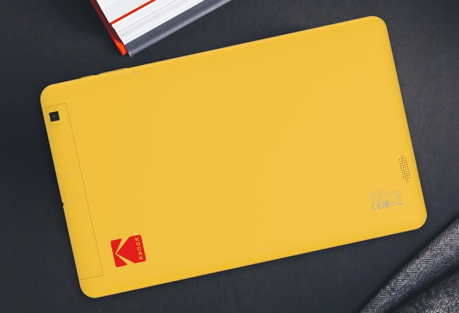 Tablety Kodak trafiają do sprzedaży - będą dostępne w Polsce