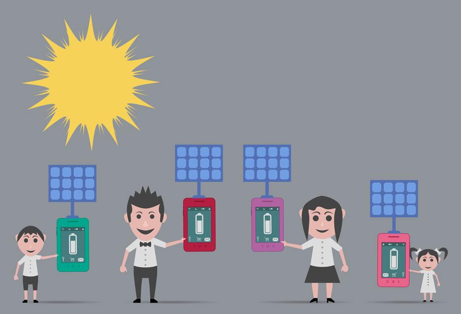 Ładowarki solarne do smartfona - TOP 5 | zdjęcie 1