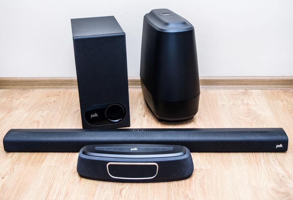 Polk Audio MagniFi Mini i Polk Audio Signa S1 - test i