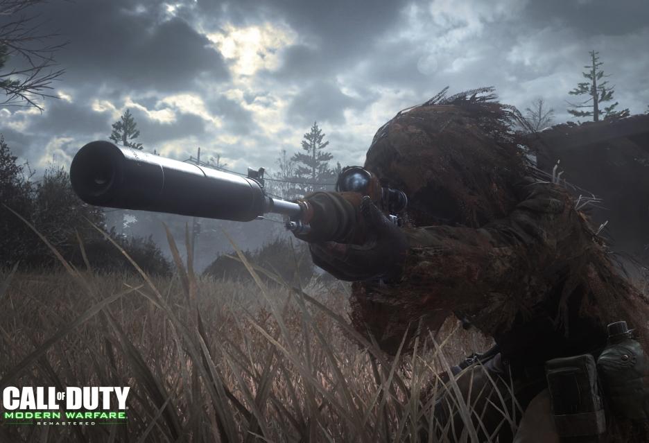 Samodzielne wydanie Call of Duty: Modern Warfare Remastered potwierdzone