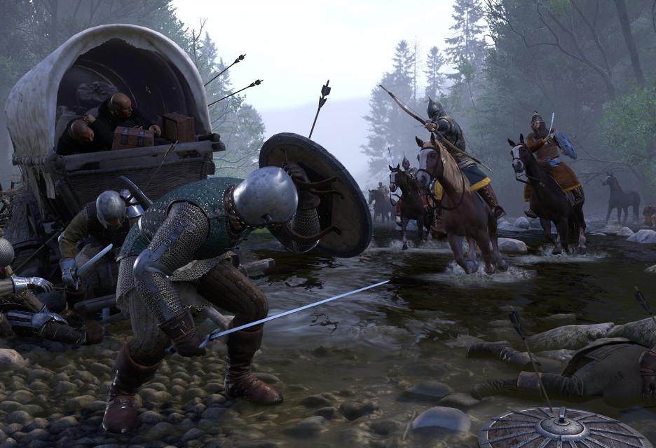 Godzina w średniowieczu - wideo z Kingdom Come: Deliverance