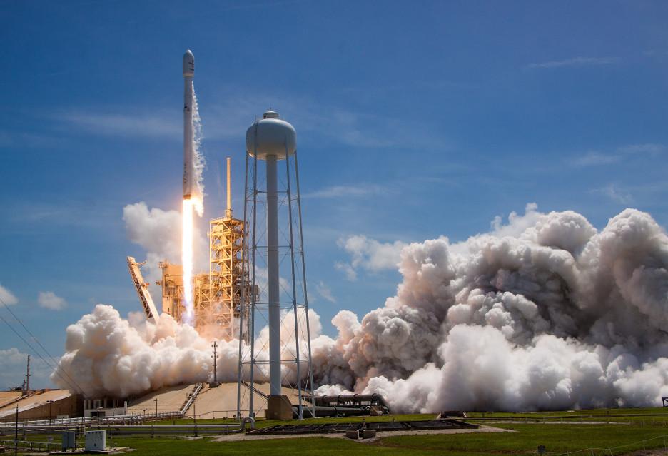 Dwa udane lądowania w jeden weekend - nowy rekord SpaceX