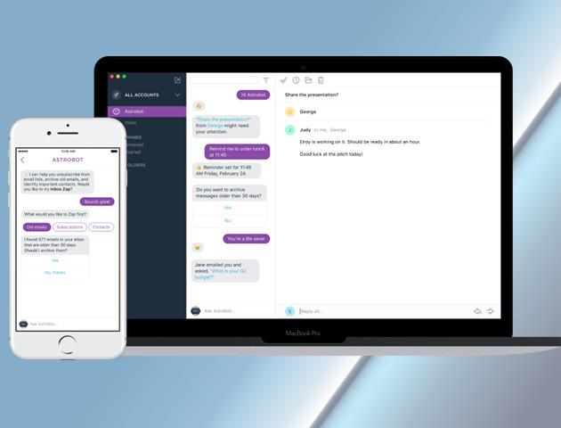 Astro: skrzynka mailowa dla zasypywanych wiadomościami