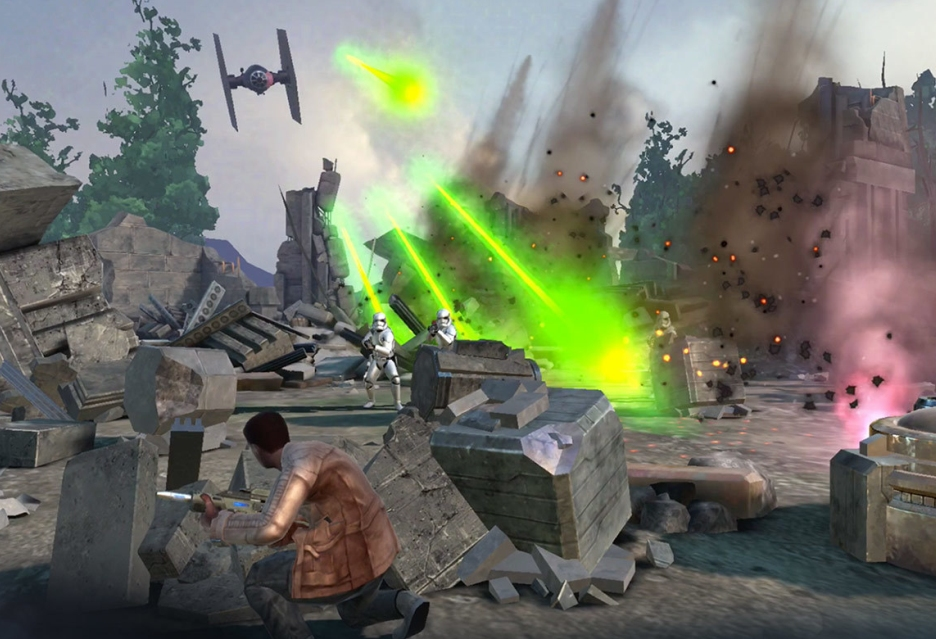 Star Wars: Rivals wkrótce na Google Android i Apple iOS