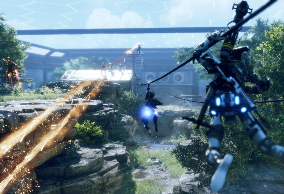 Titanfall 2 na Xbox One X ma dobijać do rozdzielczości 6K