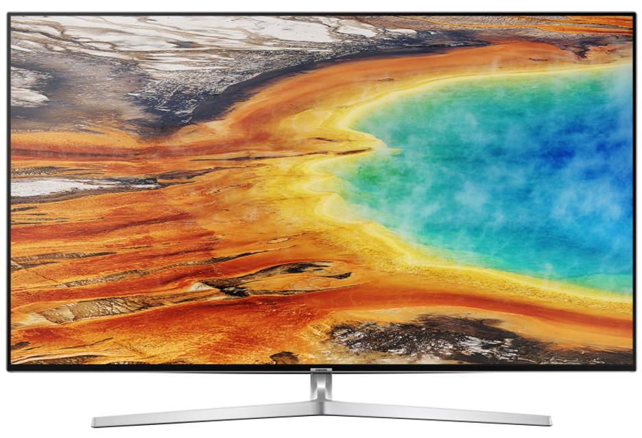 Telewizory 4K HDR w 4 rozmiarach - Samsung MU8002