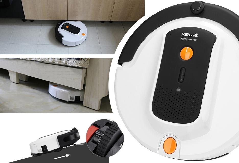 Robot sprzątający Haier Xshuai - duża przecena w Geekbuying