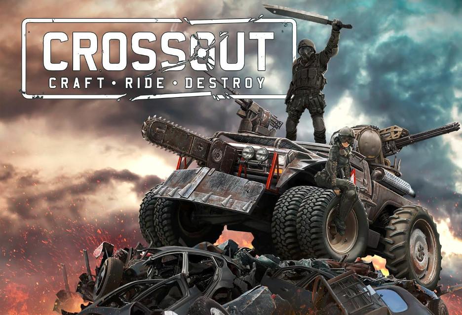 Crossout - 3 miliony graczy w 4 tygodnie